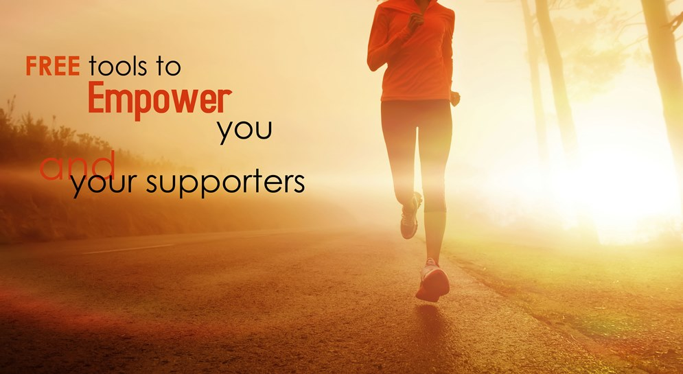 Tools to empower you. Tools to empower your supporters.