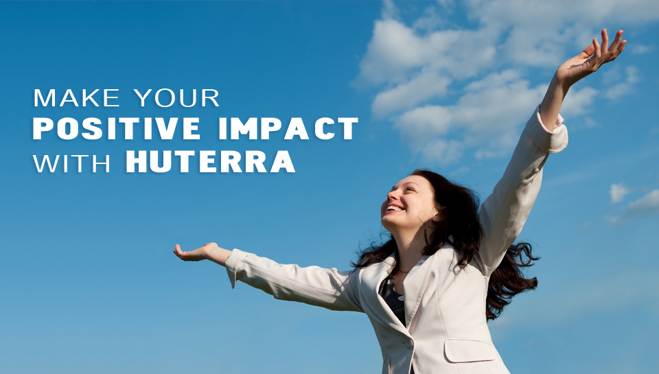 Make your positive impact with HuTerra